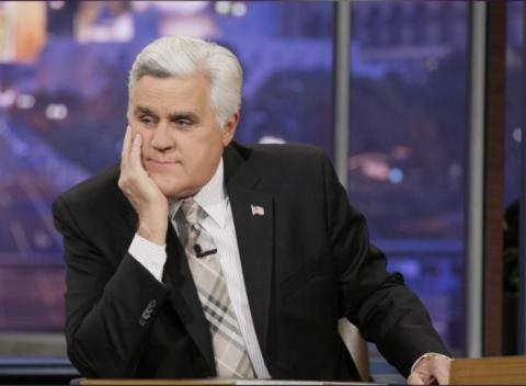 News video: Jay Leno Has Late-Night Hosting Advice For Stephen Colbert